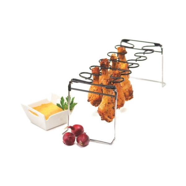 Picture of GrillPro 41551 Wing Rack, Non-Stick