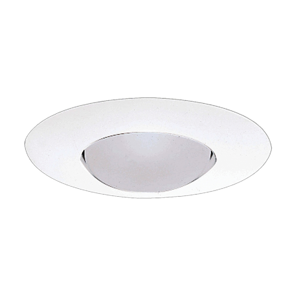 Picture of Halo 300P Recessed Light Trim, Metal Body, White