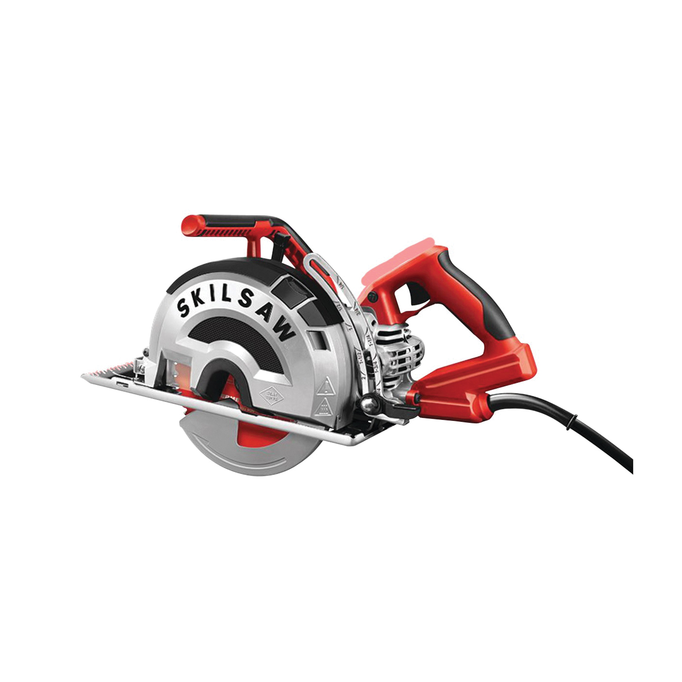 Picture of SKIL OUTLAW SPT78MMC-22 Circular Saw, 120 V, 15 A, 8 in Dia Blade, 5/8 in Arbor, 2-3/4 in D Cutting, 0 deg Bevel