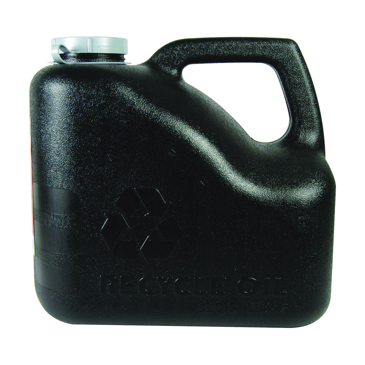 Picture of FloTool 11849 Oil Recycle Can, Black