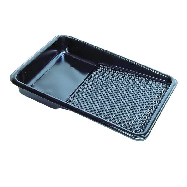 Picture of ENCORE Plastics EcoSmart 02115 Eco Paint Tray Liner, 1 qt Capacity, Plastic, Black