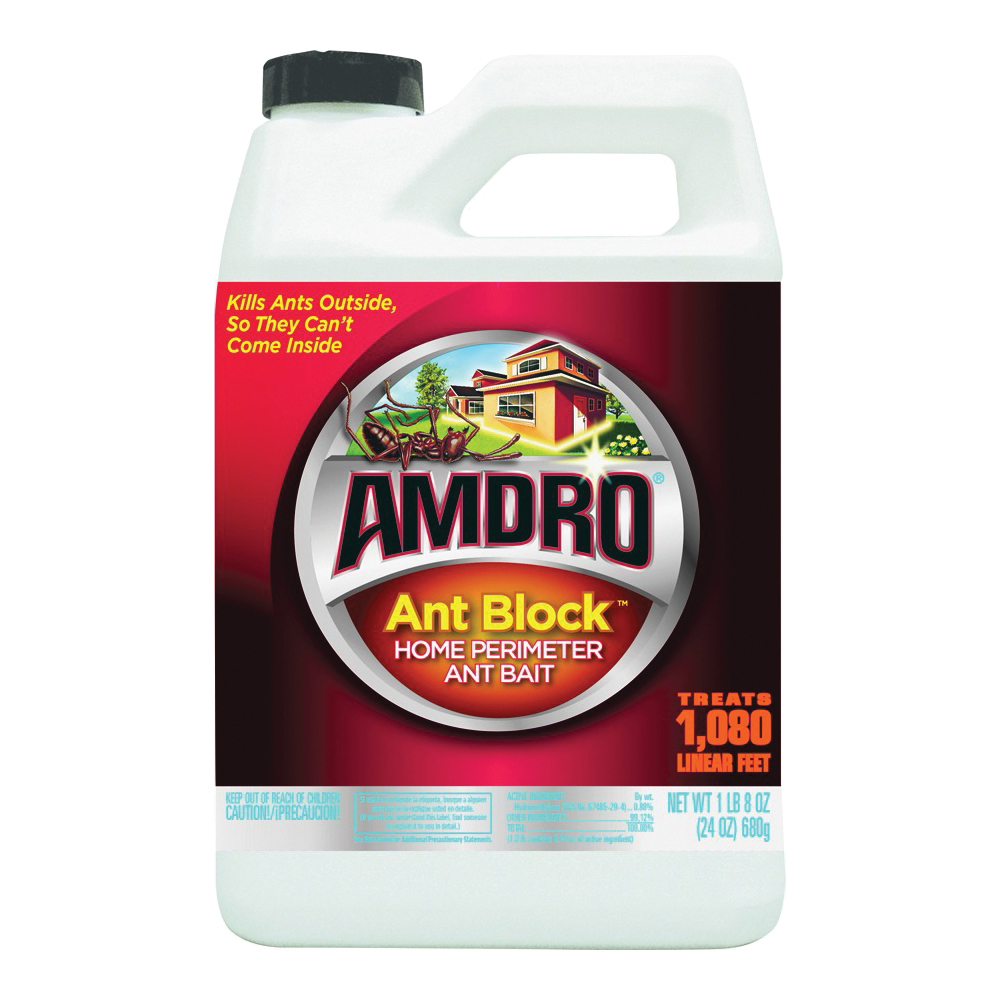 Picture of Amdro 100099217 Ant Bait, Granular, Sprinkle Application, 24 oz Package, Can