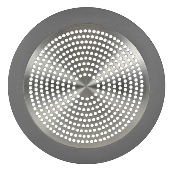 Picture of Danco 10895 Shower Strainer, Stainless Steel, Brushed Nickel, For: 5-3/4 in Pipes