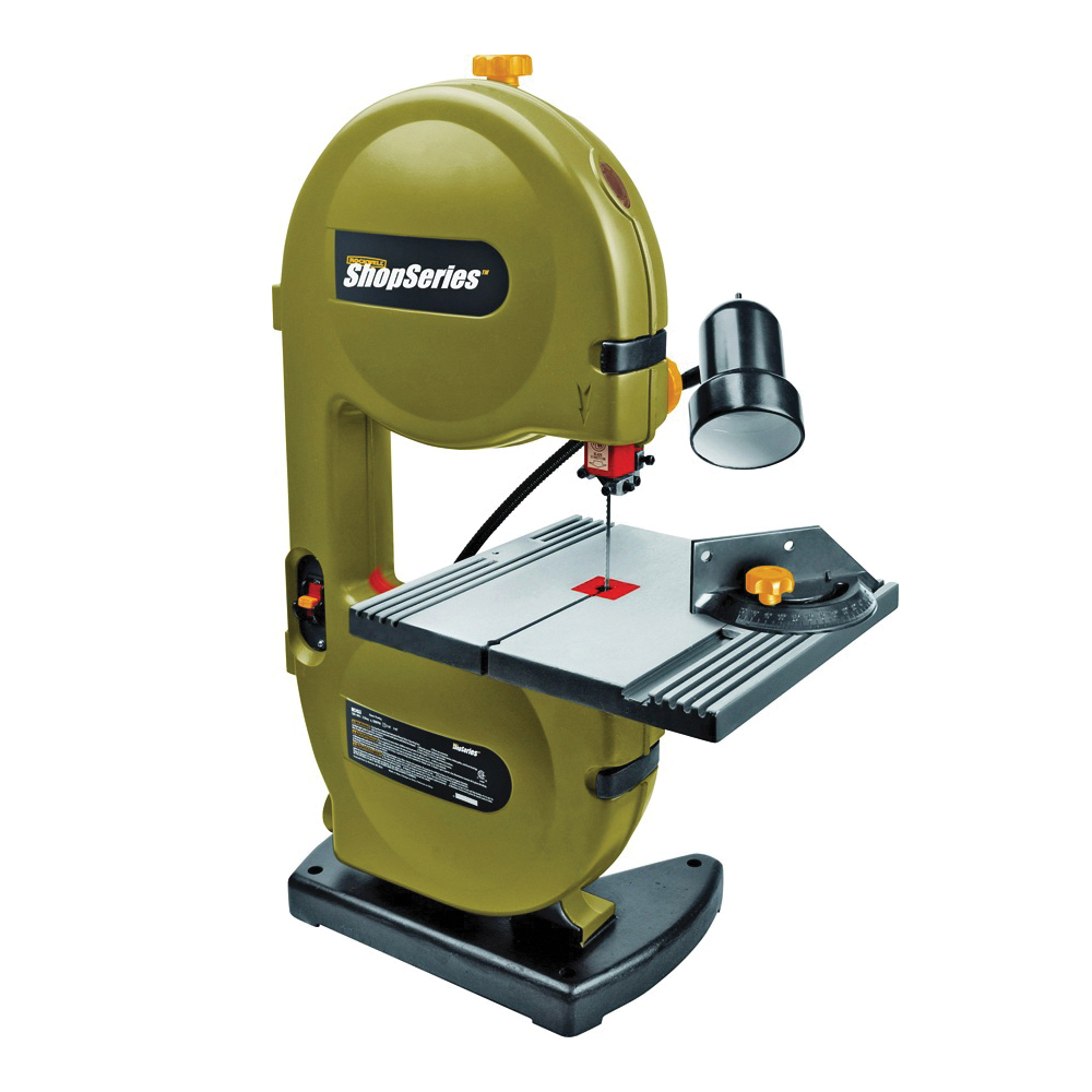 Picture of ROCKWELL RK7453 Band Saw, 3-1/8 in Cutting Capacity, 120 V, 3200 rpm Speed