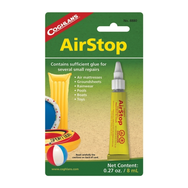 Picture of COGHLAN'S 8880-C Air Stop, 8 mL Package, Tube