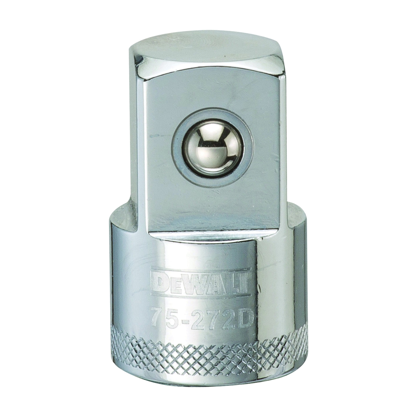 Picture of DeWALT DWMT75272OSP Increasing Socket Adapter, 1/2 in Drive, Female Drive, 3/4 in Output Drive, Male Output Drive