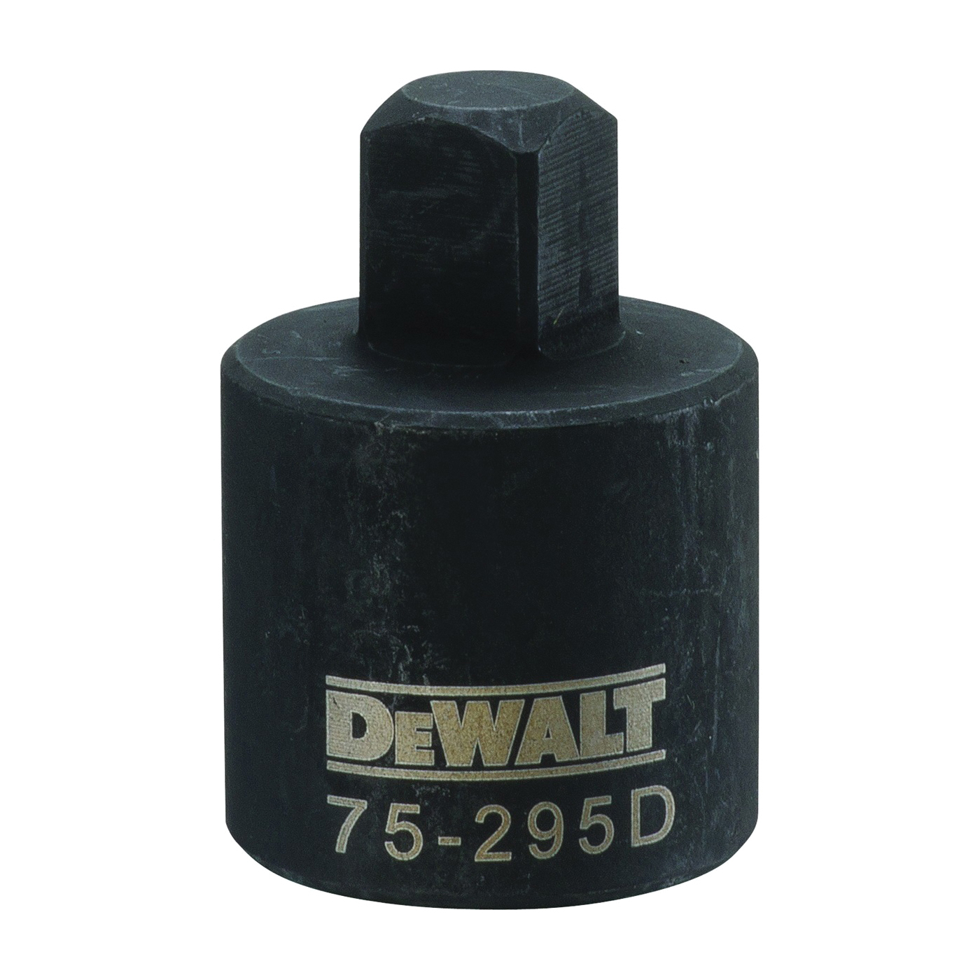 Picture of DeWALT DWMT75295OSP Reducing Impact Adapter, 3/4 in Drive, Female Drive, 1/2 in Output Drive, Male Output Drive