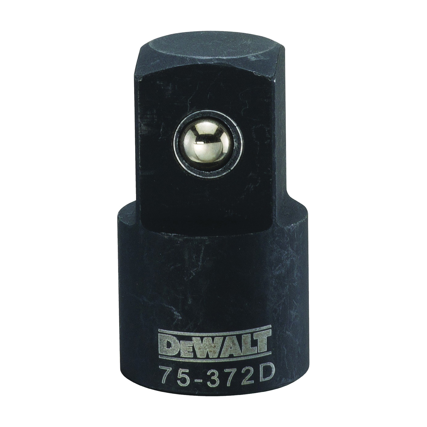 Picture of DeWALT DWMT75372OSP Increasing Impact Adapter, 1/2 in Drive, Female Drive, 3/4 in Output Drive, Male Output Drive