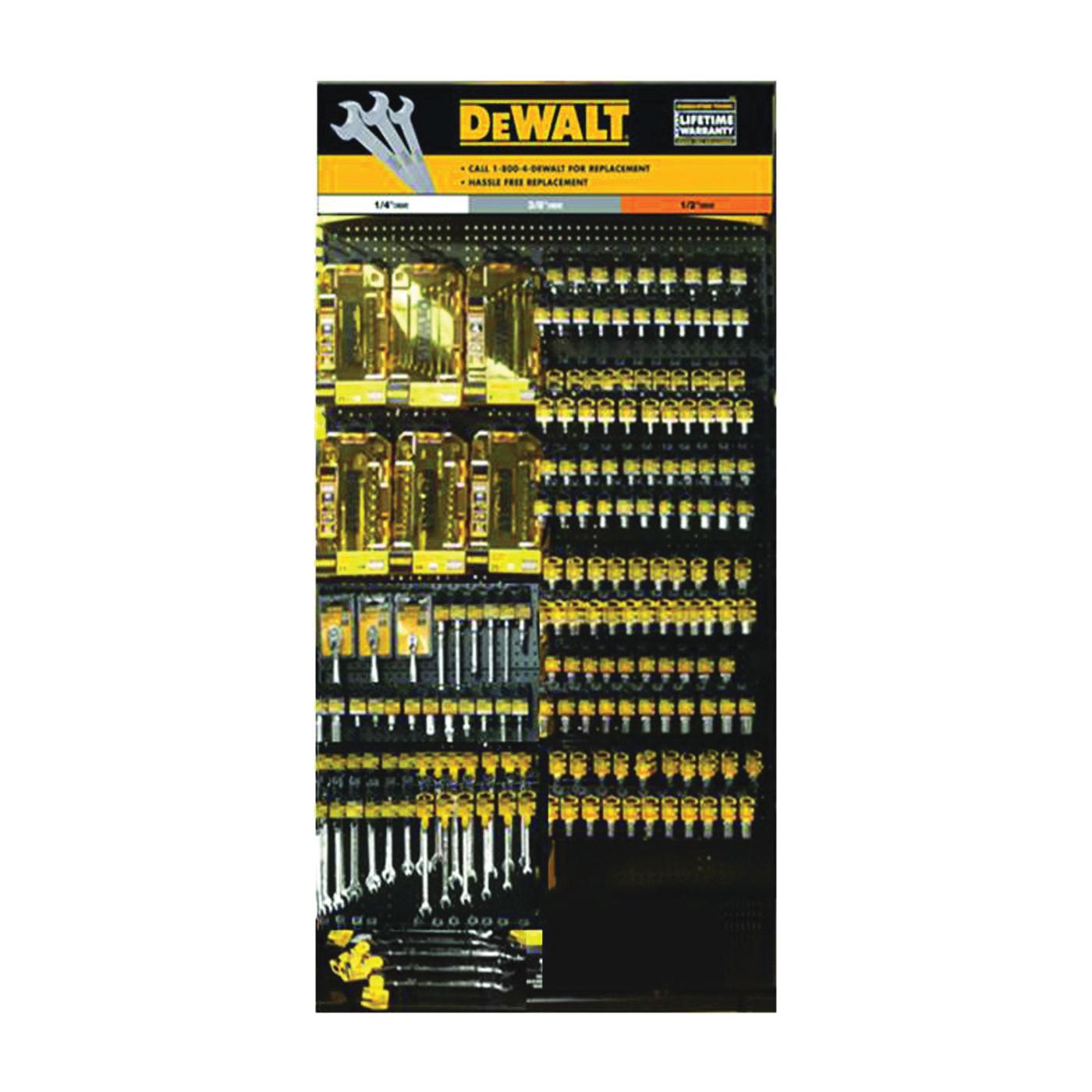Picture of DeWALT DWMT74204 Socket Set, Specifications: 1/4 in Drive Size
