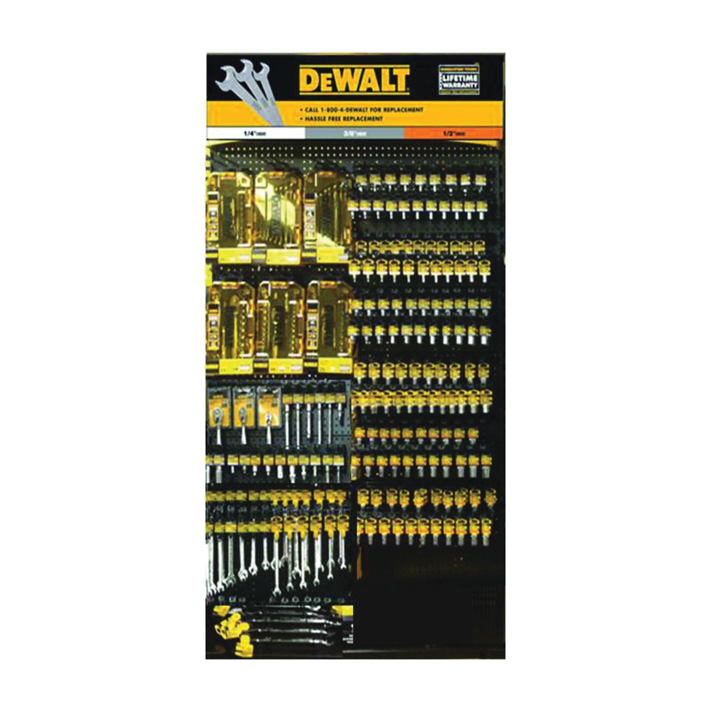 Picture of DeWALT DWMT74214 Socket Set, Specifications: 1/2 in Drive Size