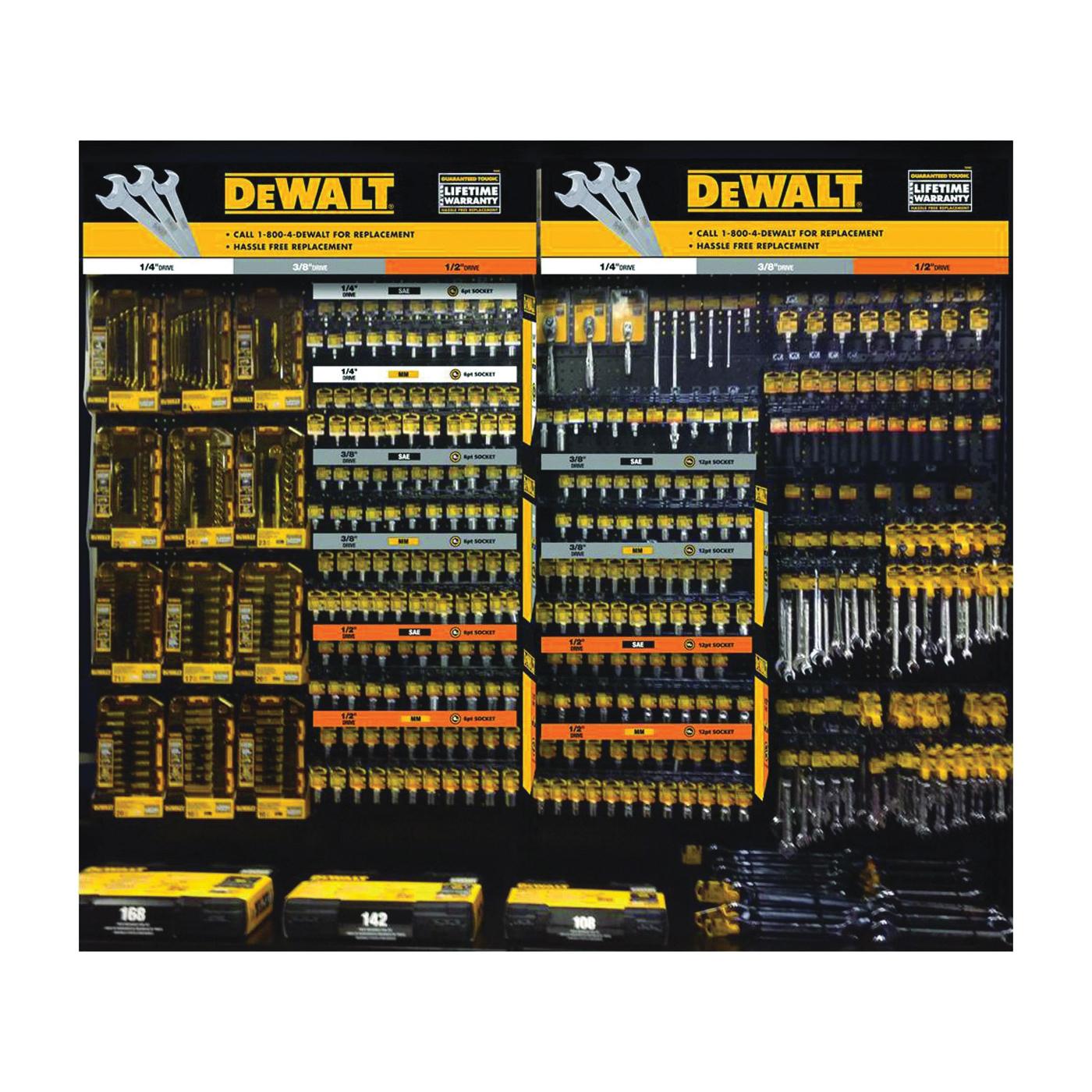 Picture of DeWALT DWMT74221 Socket Set, Specifications: 3/4 in Drive Size