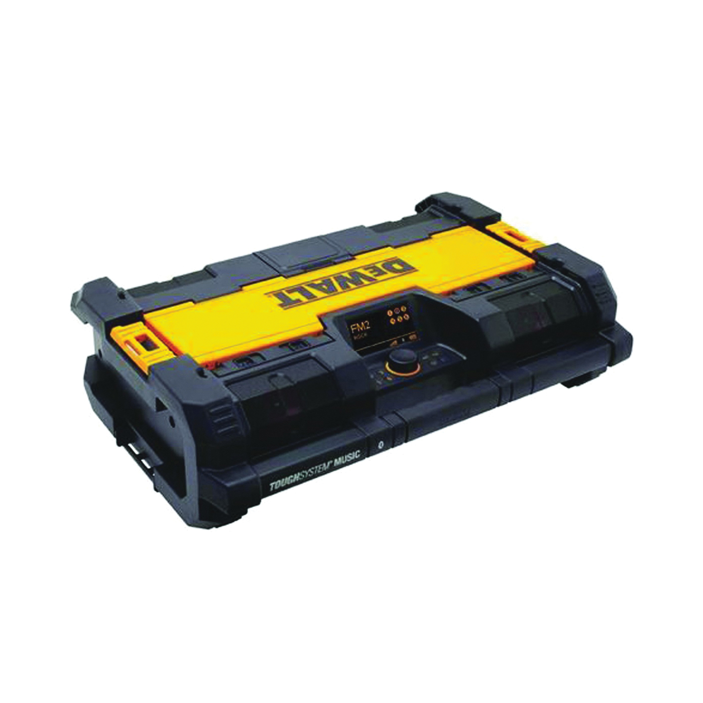 Picture of DeWALT DWST08810 Radio with Charger, Bare Tool, 12, 20 V Battery, Battery Included: No