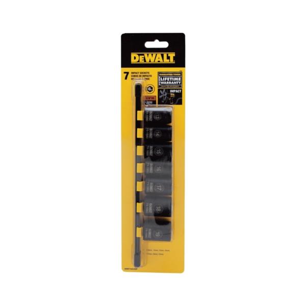 Picture of DeWALT DWMT74453OSP Socket Set, Specifications: 1/2 in Drive Size