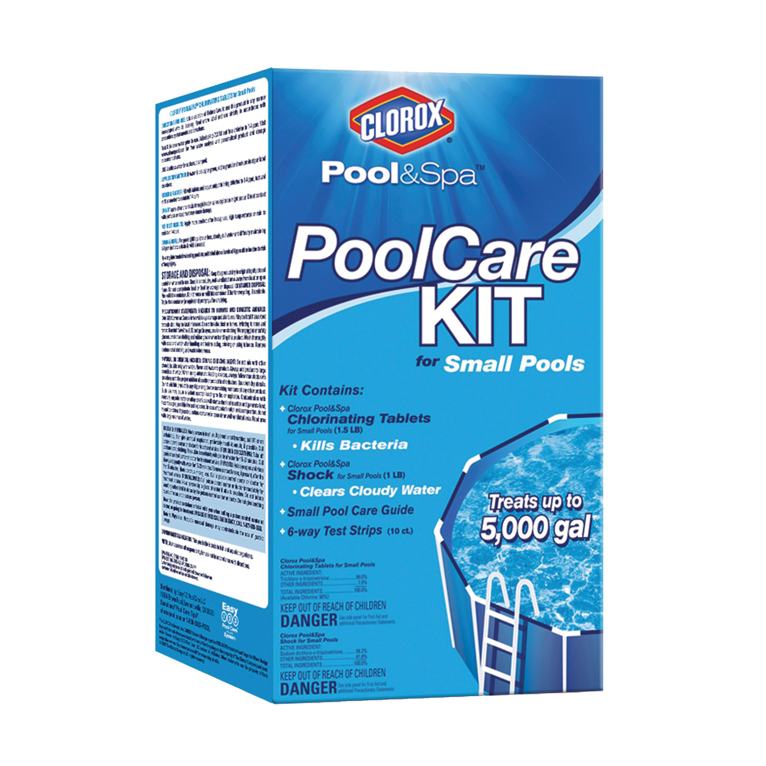 Picture of BIOLAB 69000CLX Pool Care Kit
