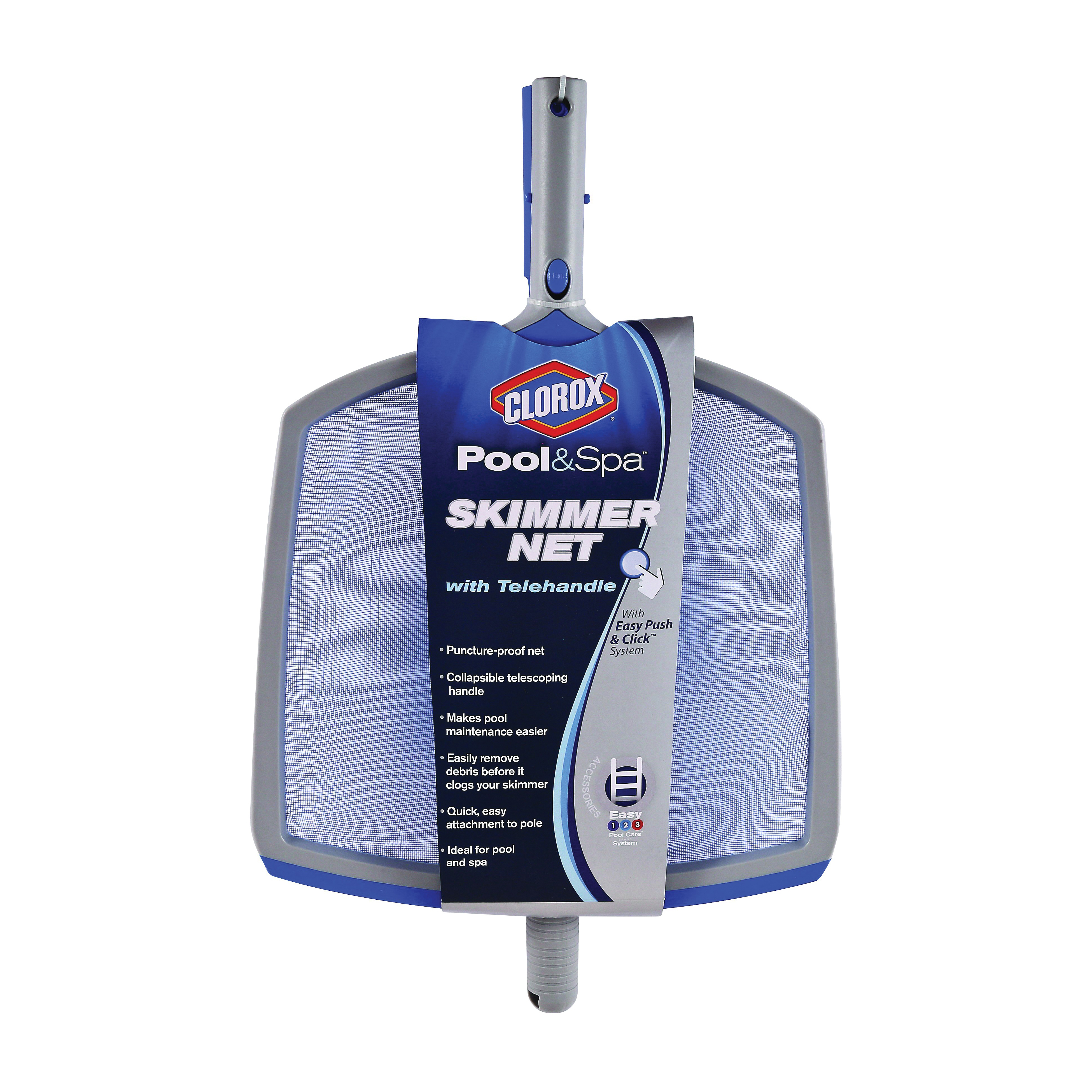 Picture of Clorox Pool & Spa 99213CLX Skimmer with Telepole