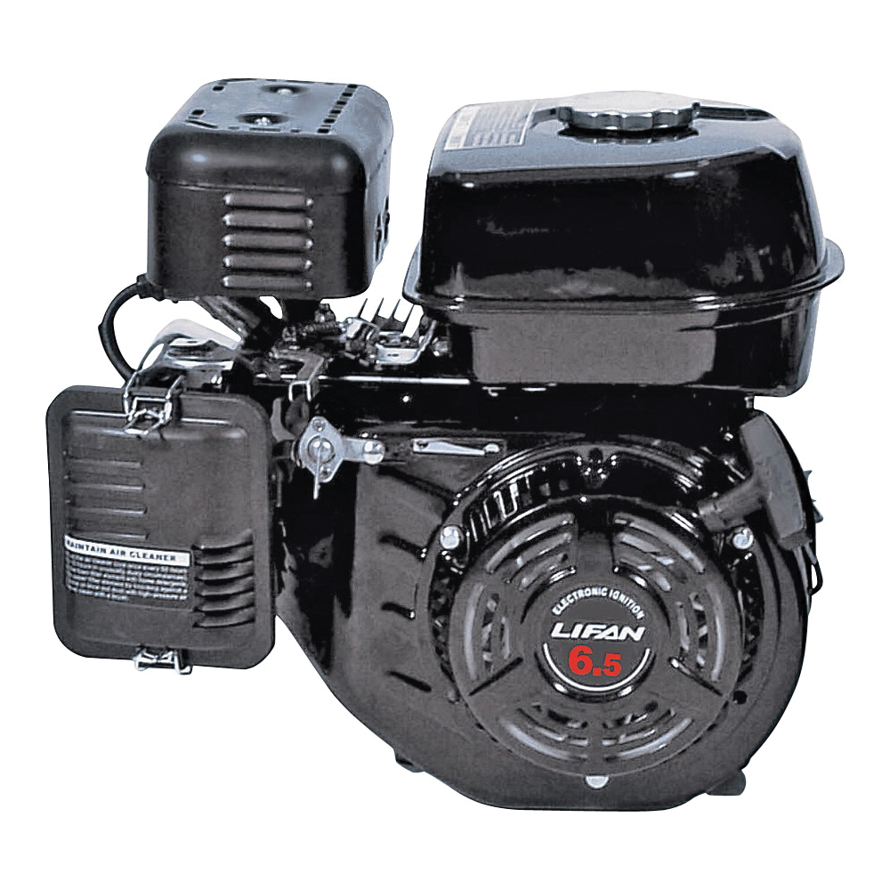 Picture of LIFAN LF168F-2B Overhead Valve Engine, Octane Gas, 196 cc Engine Displacement, 4-Stroke OHV, 1-Cylinder Engine