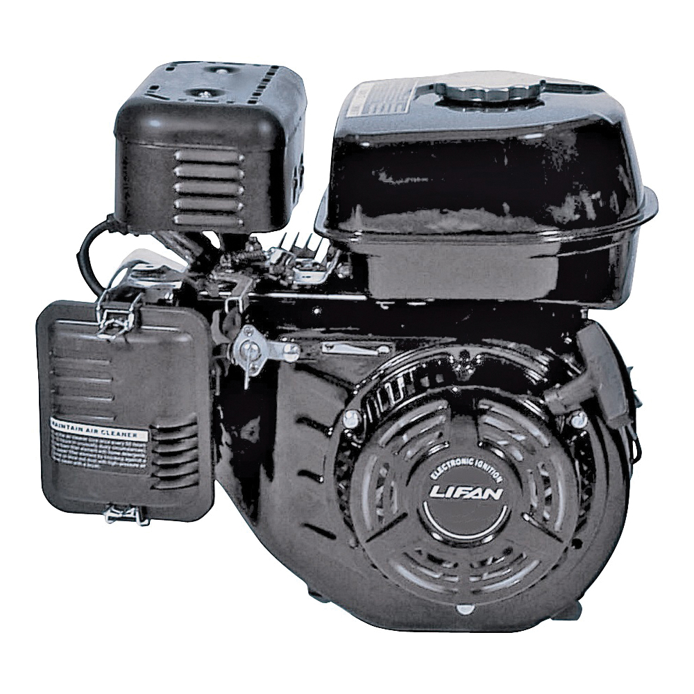 Picture of LIFAN LF160FAQ Overhead Valve Engine, Octane Gas, 118 cc Engine Displacement, 4-Stroke OHV, 1-Cylinder Engine