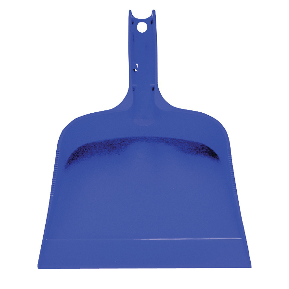 Picture of Quickie 409 Dustpan, 12.81 in L, 9-1/4 in W, Plastic