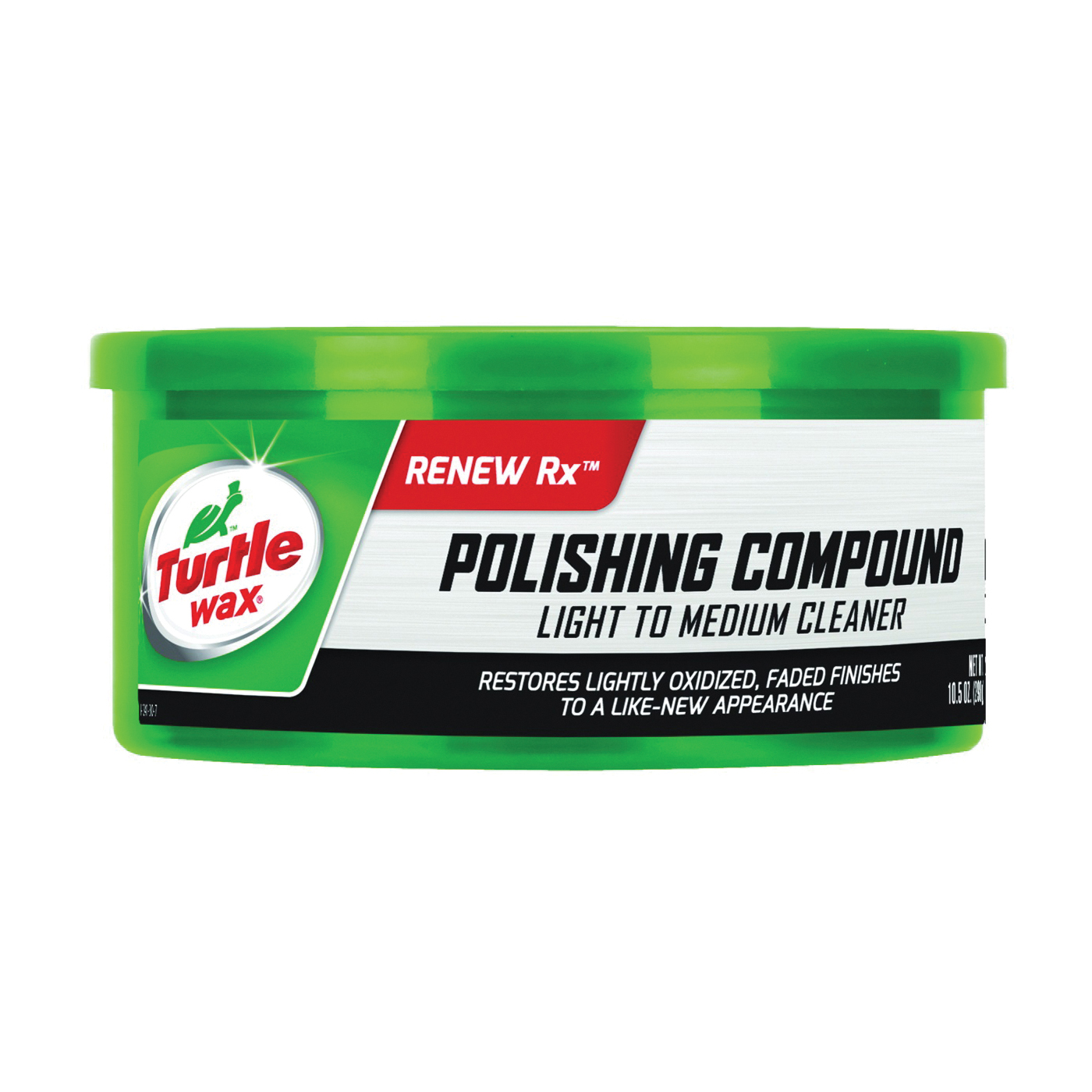 Picture of Turtle Wax T-241A Polishing Compound, 10.5 oz Package, Spray Dispenser, Paste