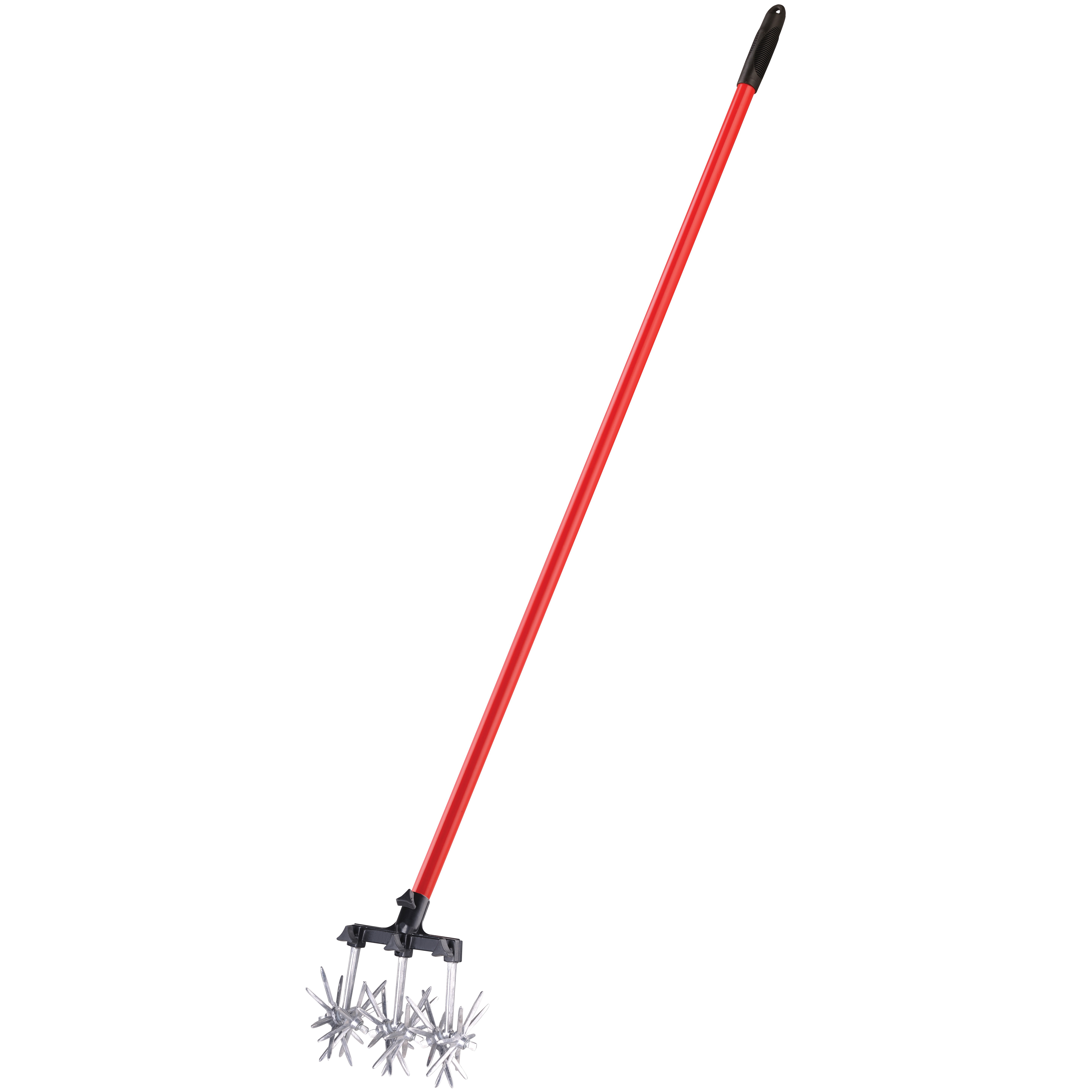 Picture of Landscapers Select 980013L Garden Cultivator, 8 in W, 48 in L, 6 in L Tine, Plastic Handle