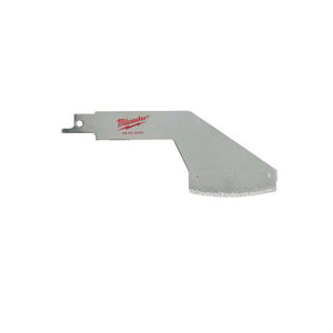 Picture of Milwaukee 49-00-5450 Grout Removal Tool, 5 in L Blade, Steel Blade