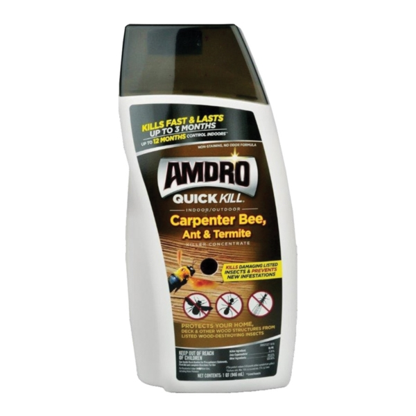 Picture of Amdro QUICK KILL 100526839 Concentrate Bee Killer, Liquid, Indoor, Outdoor, 32 oz Package