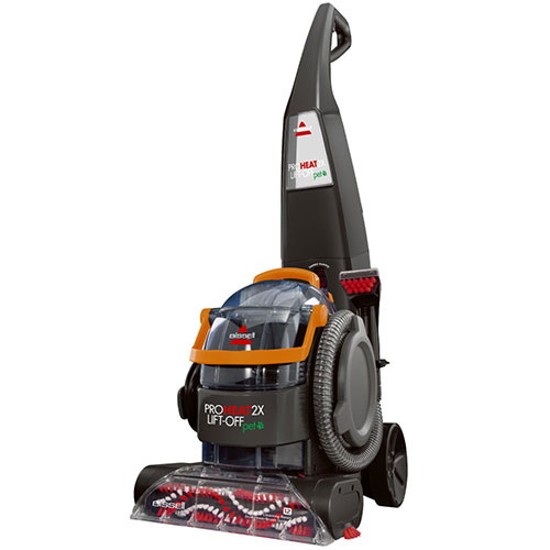 Picture of BISSELL 66E1 Carpet Cleaner, 0.75 gal Tank, 12 in W Cleaning Path, Izzo Green