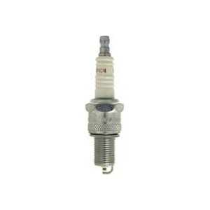 Picture of Champion N11YC Spark Plug, 0.03 to 0.035 in Fill Gap, 0.551 in Thread, 0.813 in Hex, Copper, For: Small Engines