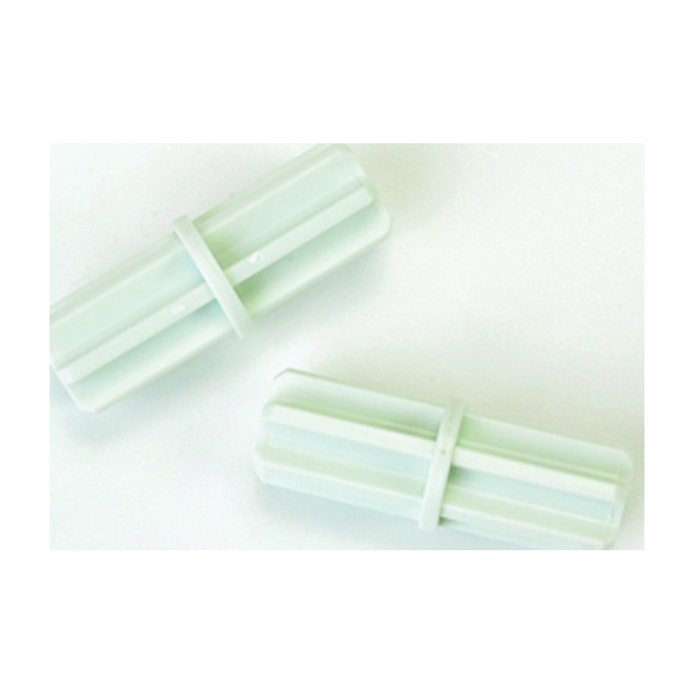 Picture of ClosetMaid 75651 Rod Connector, Plastic, White, 2