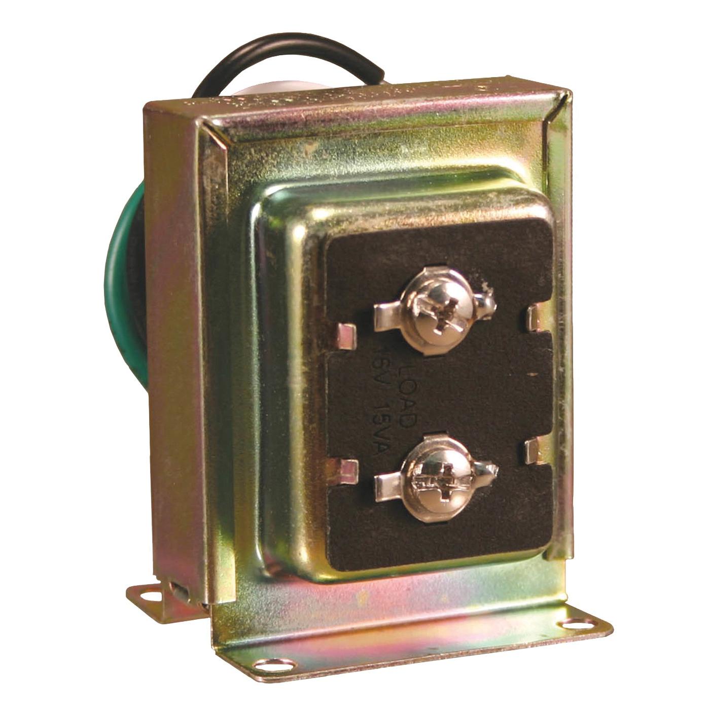 Picture of Heath Zenith SL-122-01 Doorbell Transformer, 10 VA