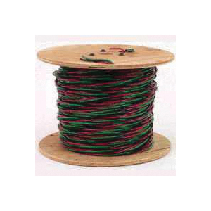 Picture of Southwire 12/2X500 W/G Electrical Wire, 12 AWG Wire, 2-Conductor, Copper Conductor, PVC Insulation, 600 V, 20 A