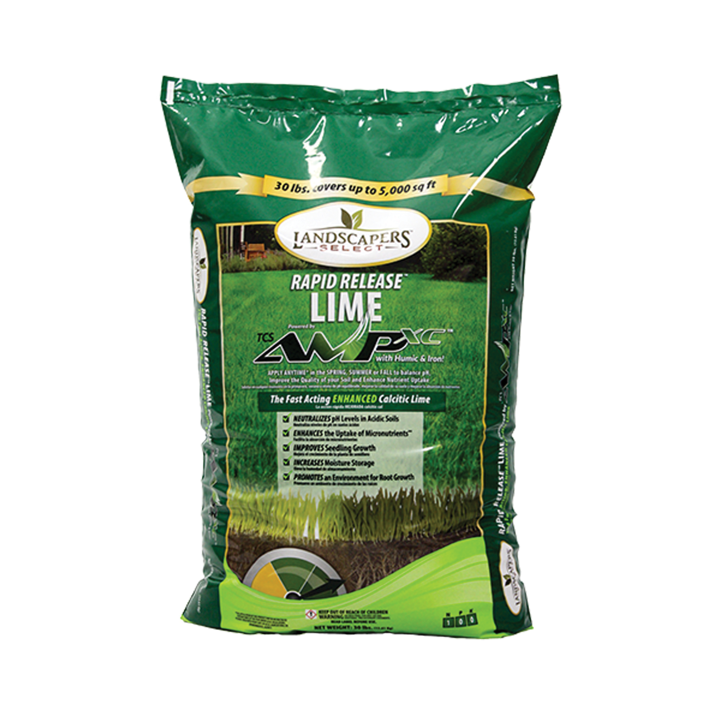 Picture of Landscapers Select 903071 Soil Conditioner with Humic and Iron, 30 lb Package, Bag