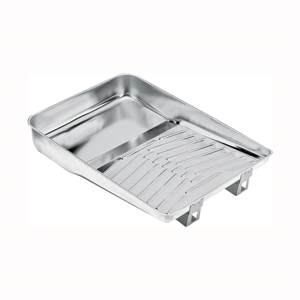Picture of WOOSTER R402-11 Paint Tray, 16-1/2 in L, 11 in W, 1 qt Capacity, Steel, Clear