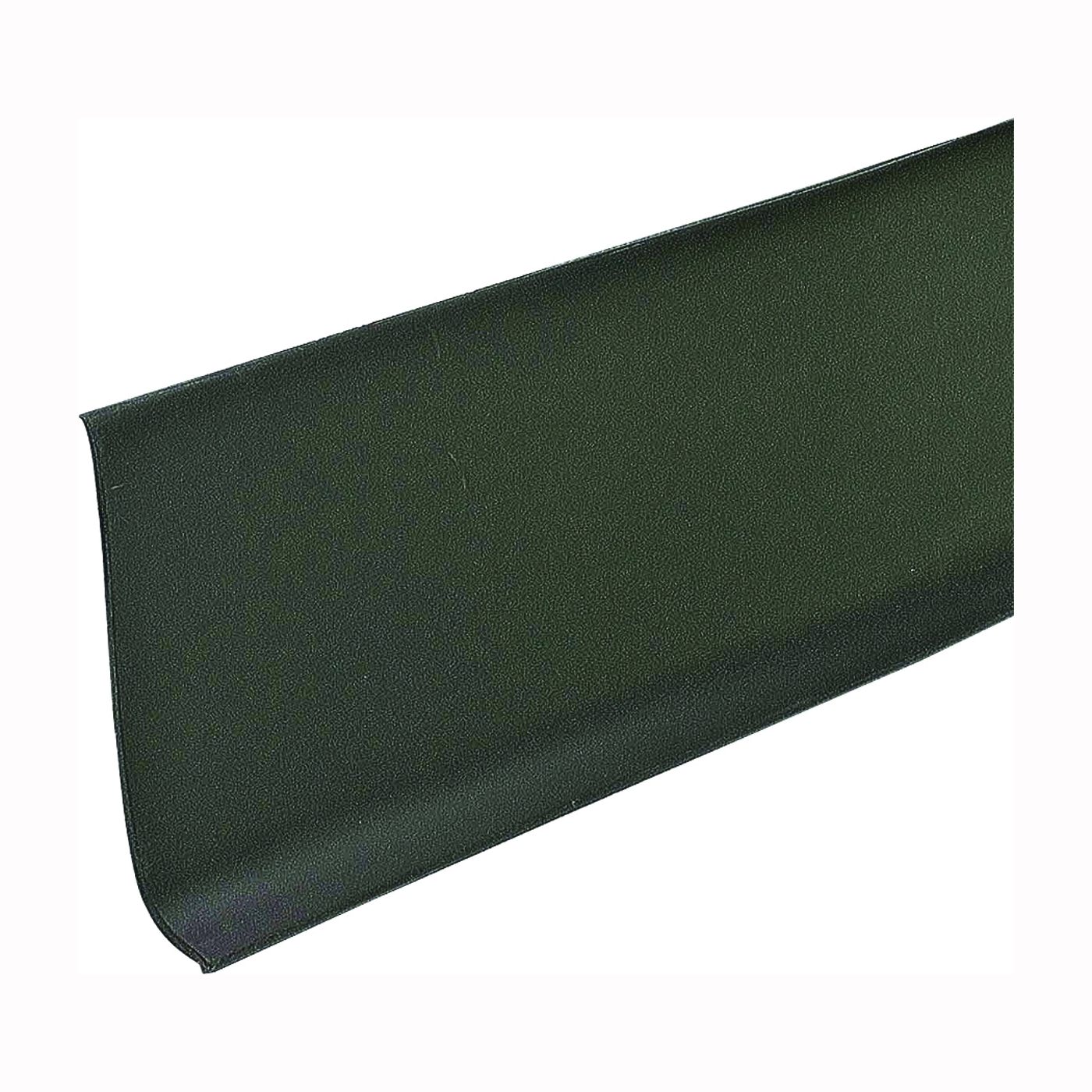 Picture of M-D 23662 Wall Base, 4 ft L, 4 in W, Vinyl, Black