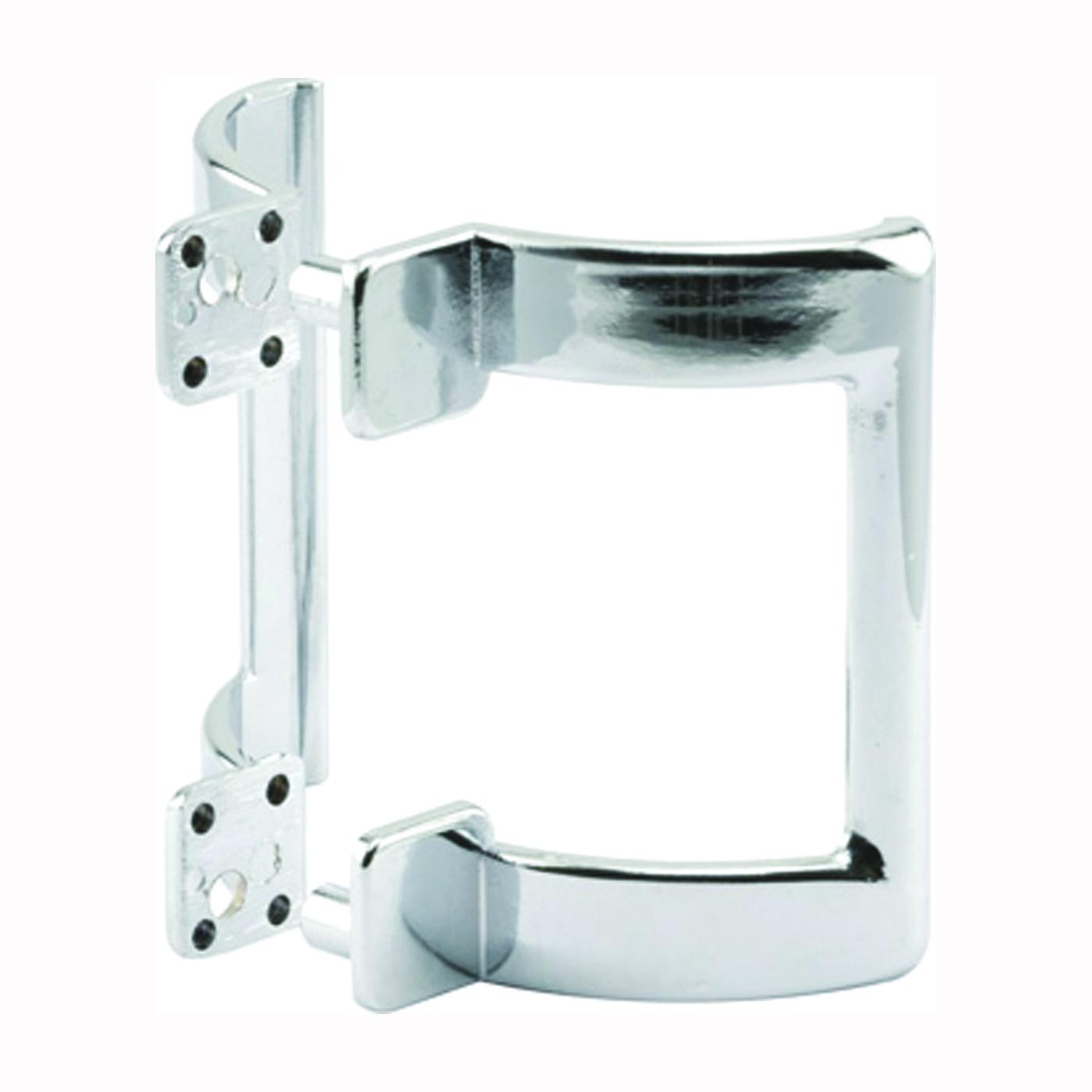 Picture of Prime-Line M 6160 Shower Door Handle Set, 2-1/4 in L Handle, Chrome