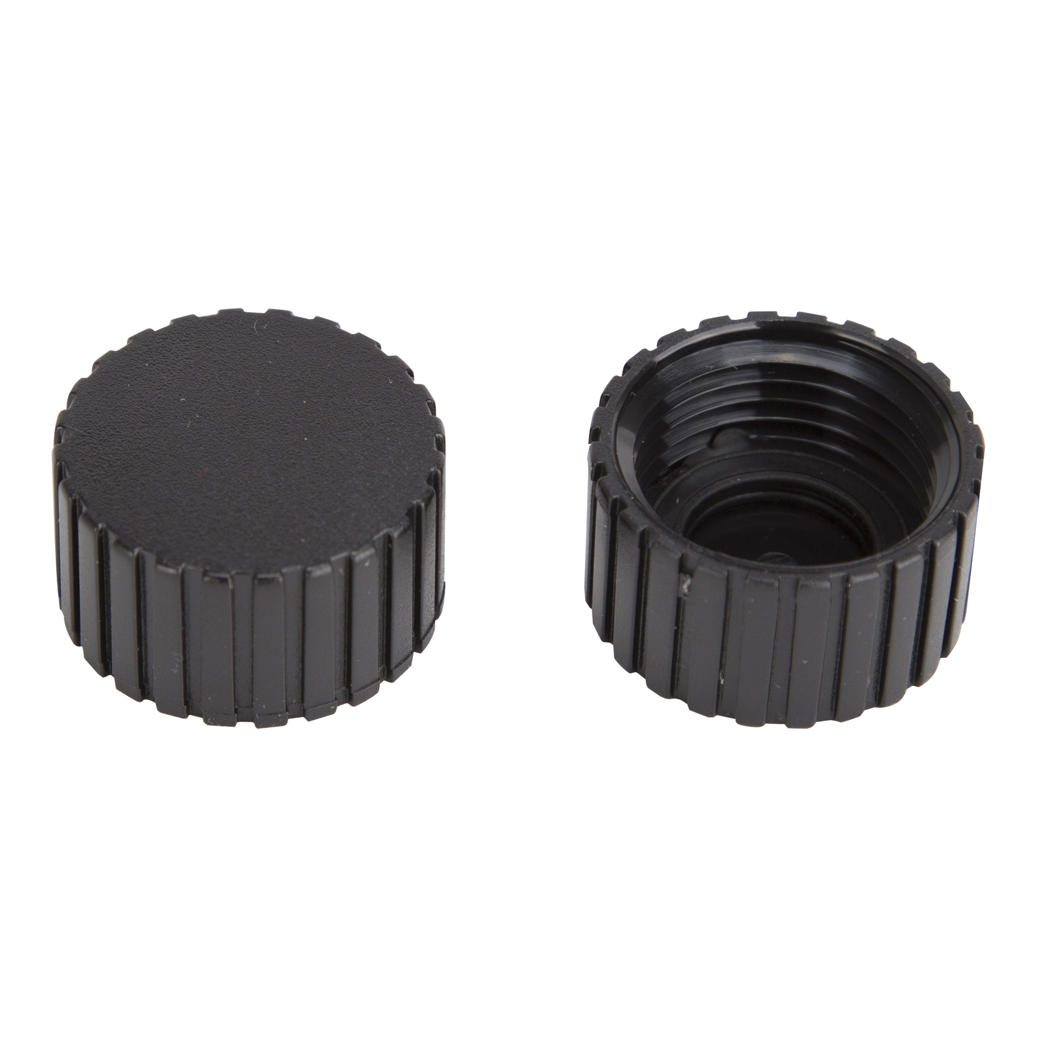 Picture of Landscapers Select GHEC Hose End Cap, 3/4 in, Female, Plastic, Black