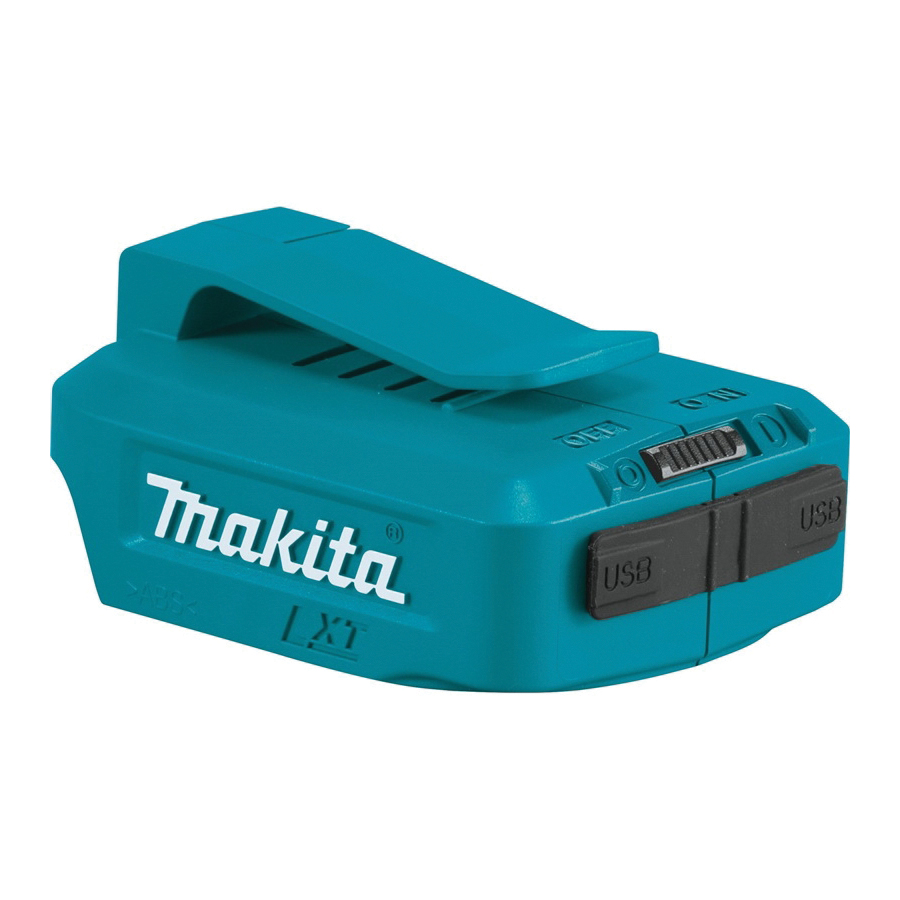 Picture of Makita ADP05 Power Source, Battery Included: No