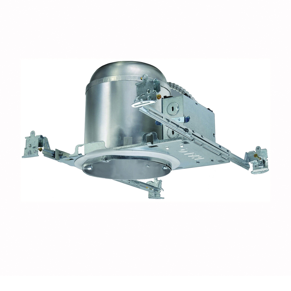 Picture of Halo 11856257 Light Housing, 6 in Dia Recessed Can, Aluminum