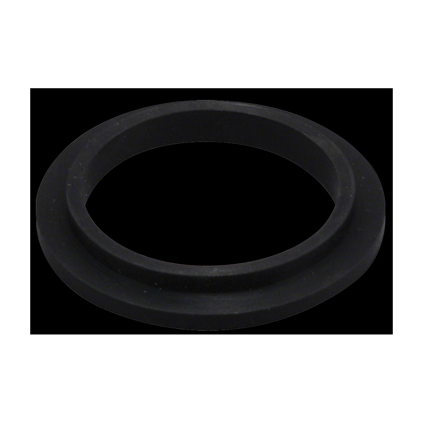 Picture of Keeney PP836-24L Tank to Bowl Gasket, Rubber, Black, For: Eljer Toilets