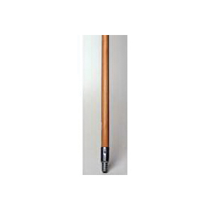 Picture of SUPREME ENTERPRISE 3145M Broom Handle, 7/8 in Dia, 48 in L, Threaded, Wood