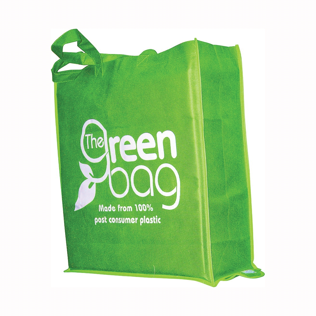 Picture of The Green Bag 11207 Folding Bag, Plastic