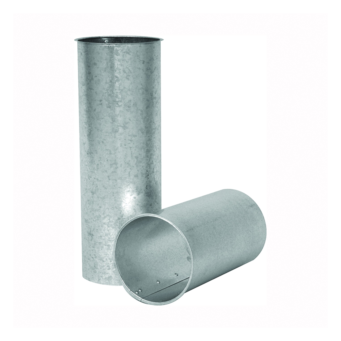 Picture of Imperial GV0939 Chimney Thimble, 28 Gauge, Galvanized Steel, Galvanized