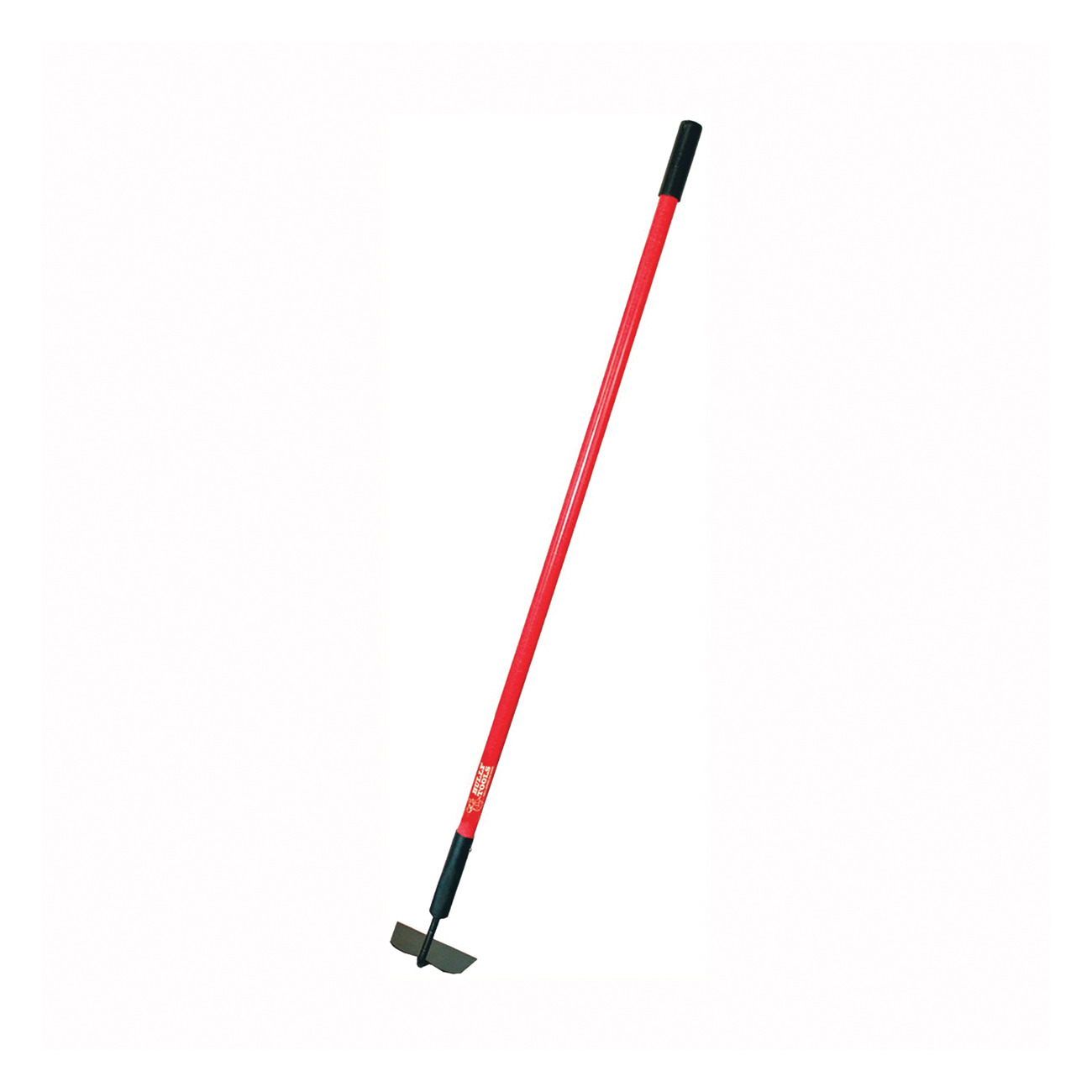 Picture of BULLY Tools 92353 Garden Hoe, 6-1/2 in W Blade, 4-3/4 in L Blade, Steel Blade, Extra Thick Blade, Fiberglass Handle