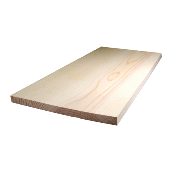 Picture of ALEXANDRIA Moulding Q1X10-70096C Pine Board