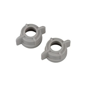 Picture of Plumb Pak PP800-81 Faucet Coupling Nut, Plastic, For: 1/2 in IPS Faucet Shanks
