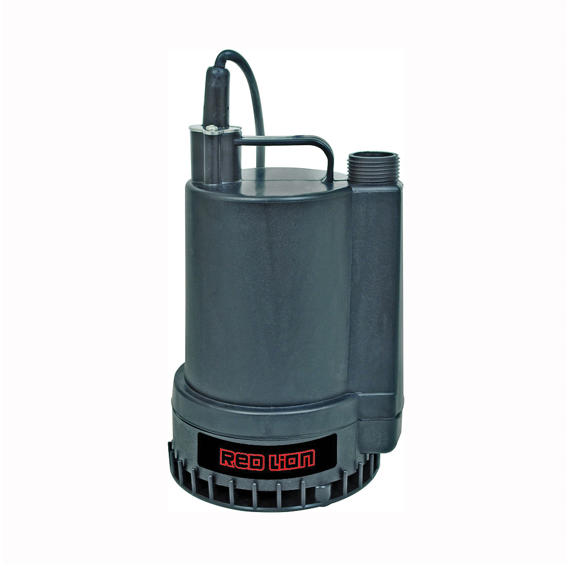 Picture of Red Lion RL-MP16 Utility Pump, 1-Phase, 2 A, 115 V, 0.166 hp, 1 in Outlet, 26 ft Max Head, 1300 gph