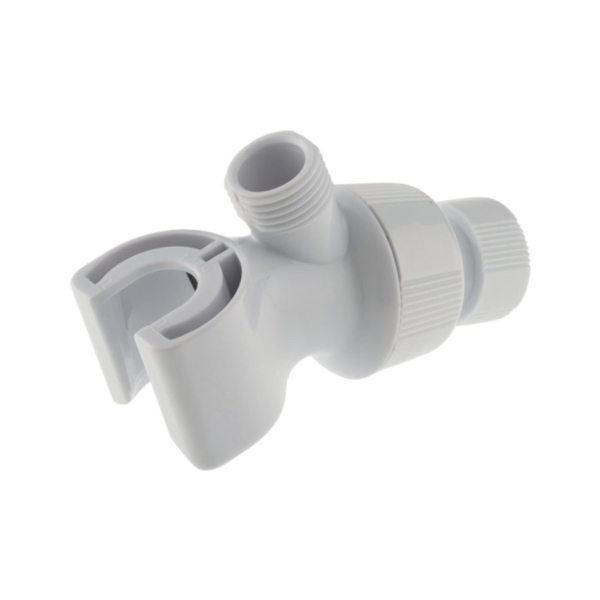Picture of DELTA 3401W161PK Shower Arm Mount, Plastic, For: Handheld Shower