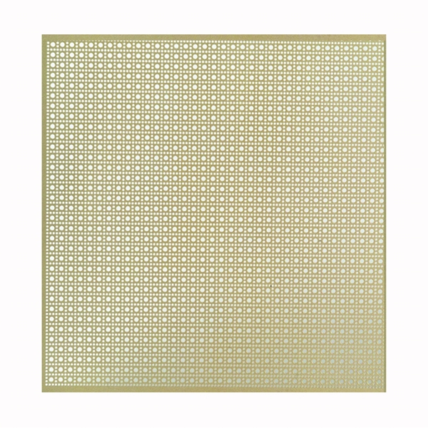 Picture of M-D 57125 Metal Sheet, 36 in W, 24 in L, Aluminum, Albras
