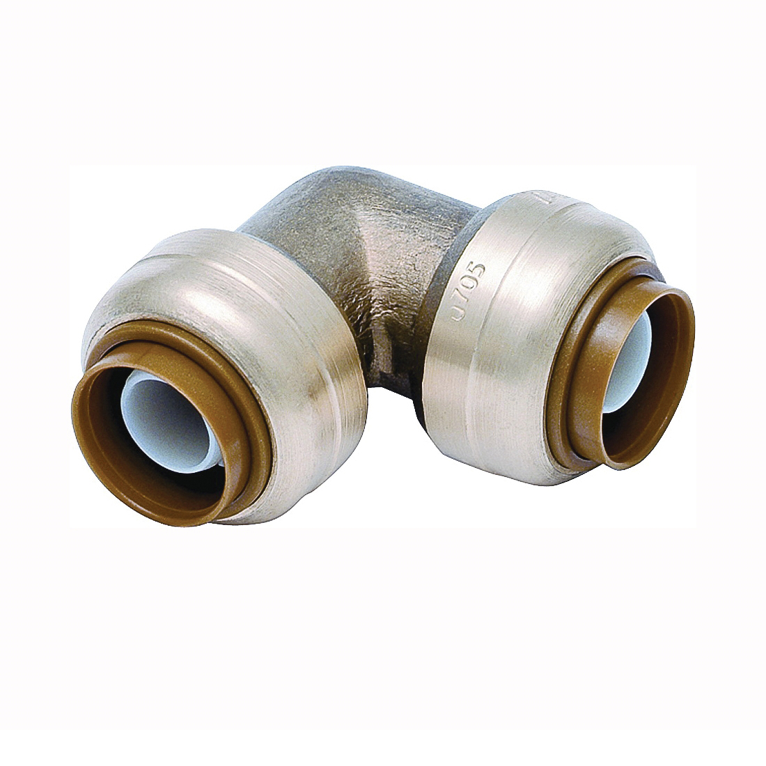 Picture of SharkBite U274LFA Pipe Reducing Elbow, 3/4 in, 1/2 in, 90 deg