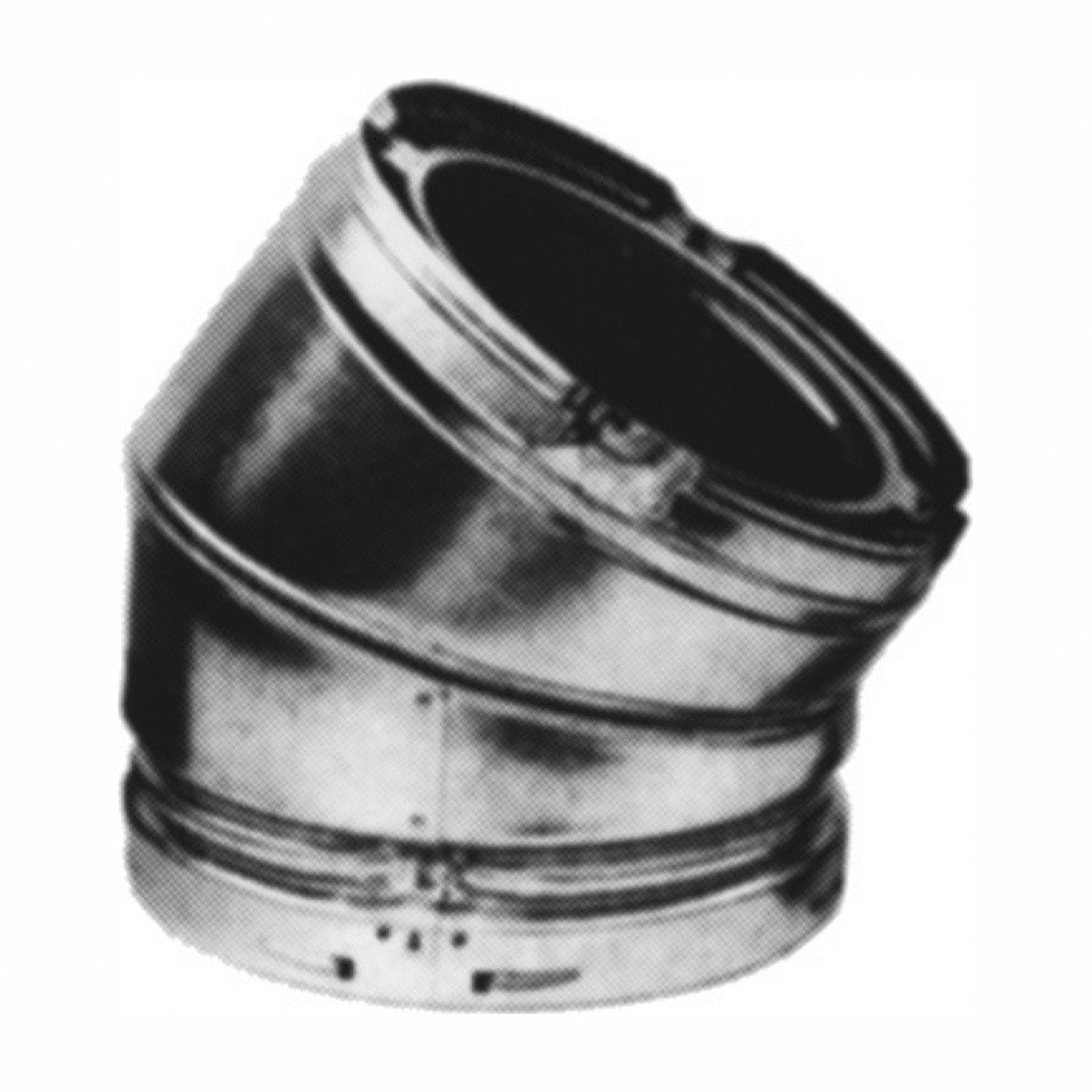Picture of AmeriVent 8HS-030 Elbow Set